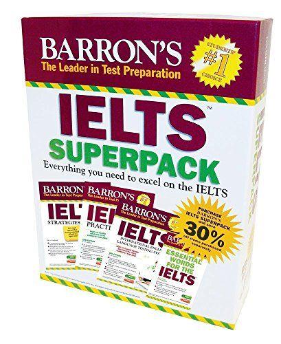 Barrons Ielts Superpack Pdf