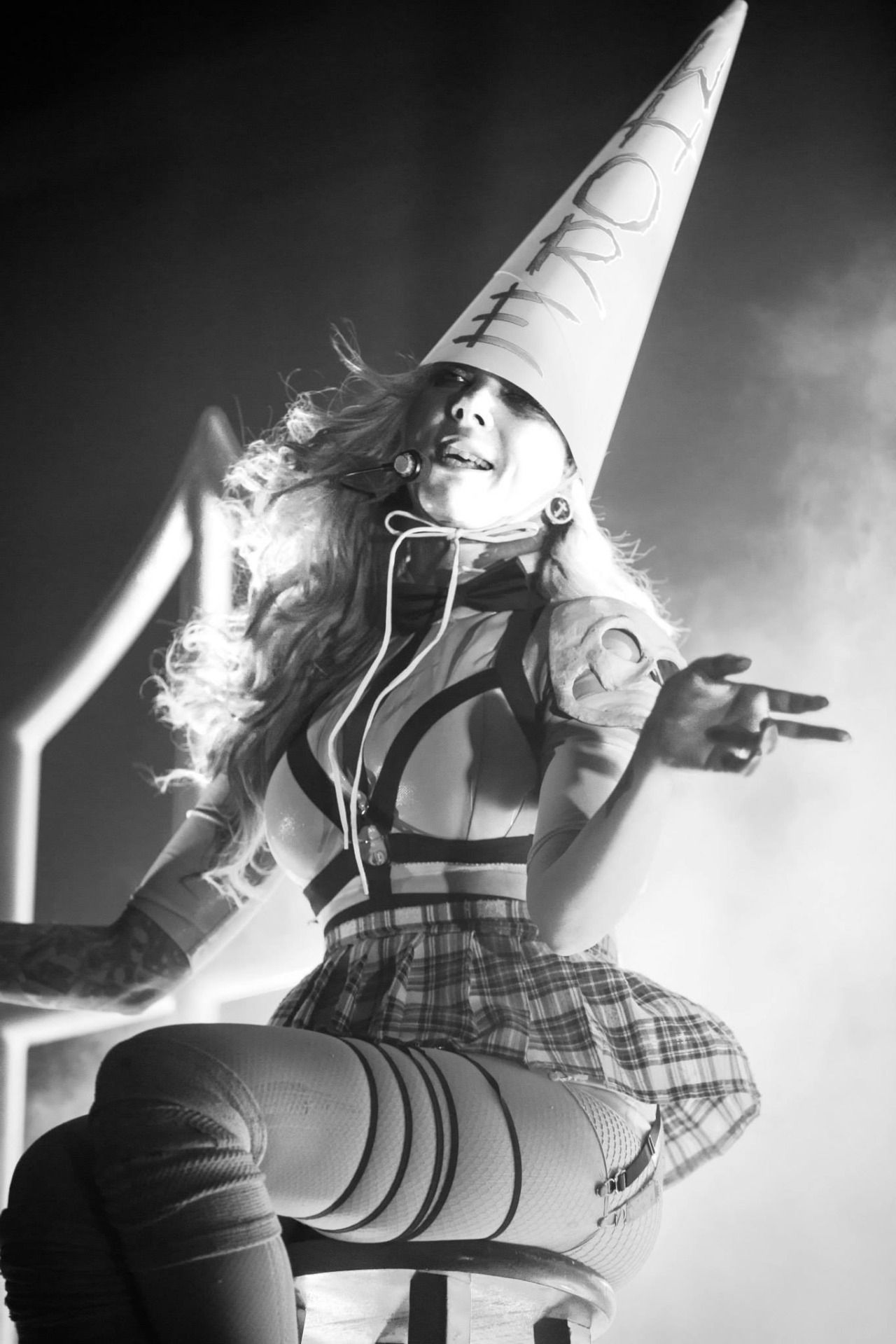 Maria brink whore the girls in the bands pinterest - Maria brink pics ...