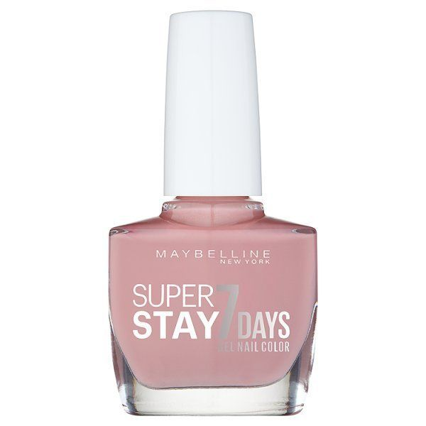 Maybelline Forever Strong Gel 130 Rose Poudre Nail Polish Rose Nail Polish Deep Red Nail Polish Nail Polish