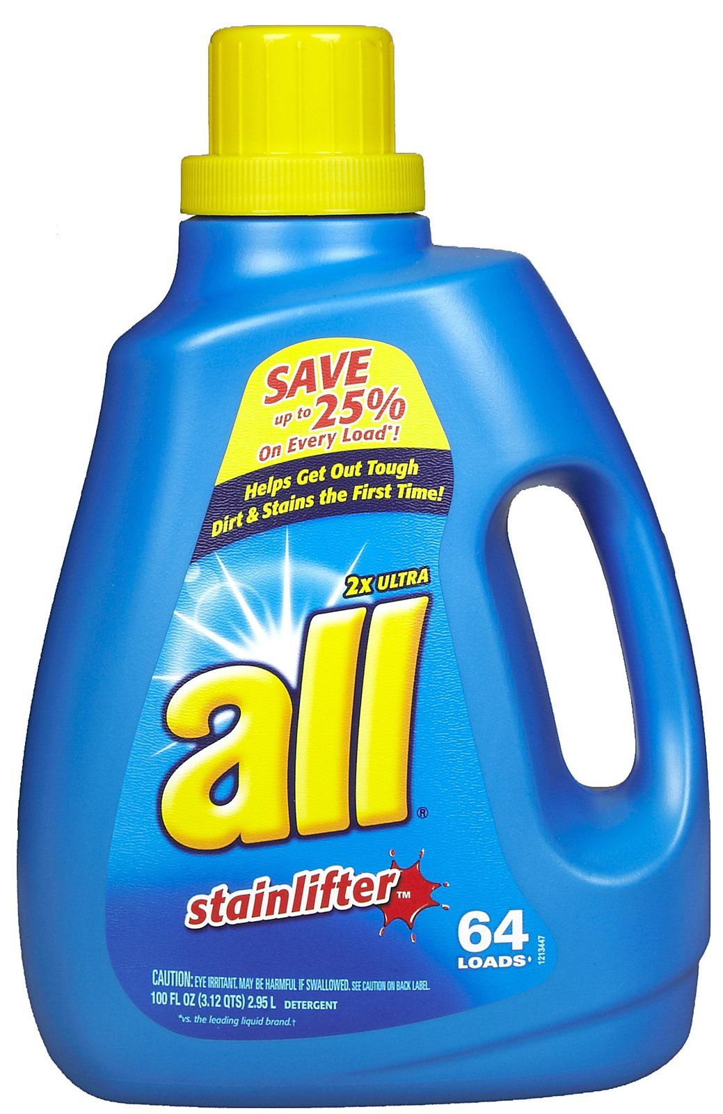 Clothes detergent coupons