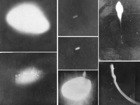 El incidente OVNI de la Isla Colares | Platillo volador, Incidente ...
