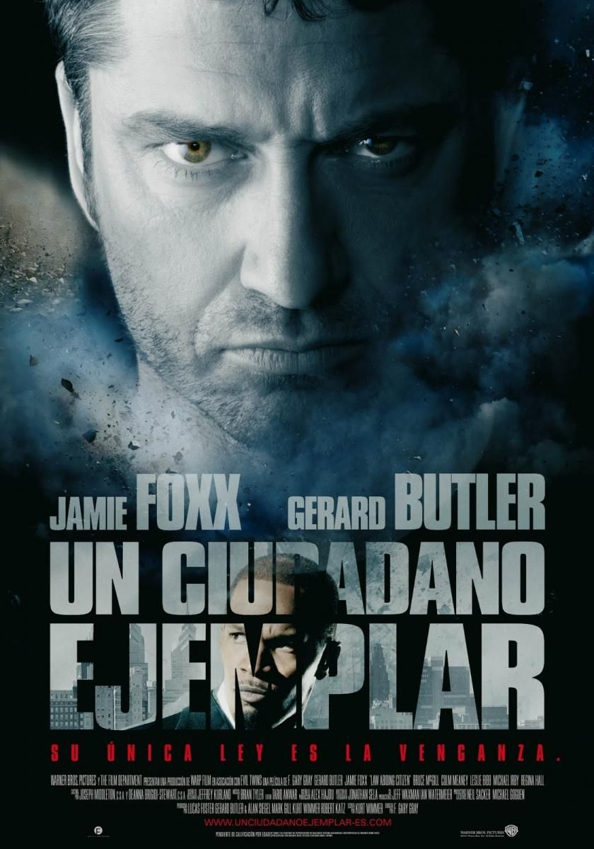 Un Ciudadano Ejemplar Law Abiding Citizen 2009 Law Abiding Citizen Actor Gerard Butler Gerard Butler