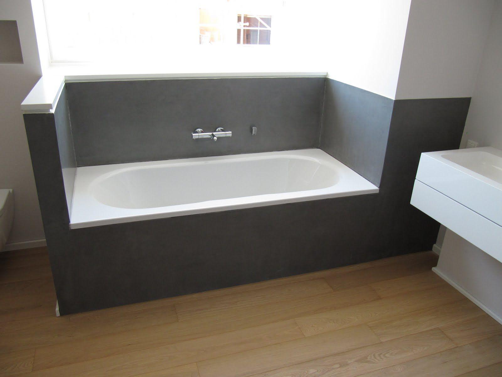 Beton Küchenarbeitsplatte bei diesem projekt wurden 2 bäder mit beton cire gestaltet die