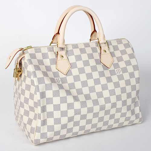 Louis Vuitton Speedy Damier Azur