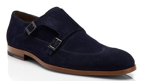 f7ee6243d56 Hugo Boss Double Monk Strap Shoe - Best Dress Shoes for Men - Esquire