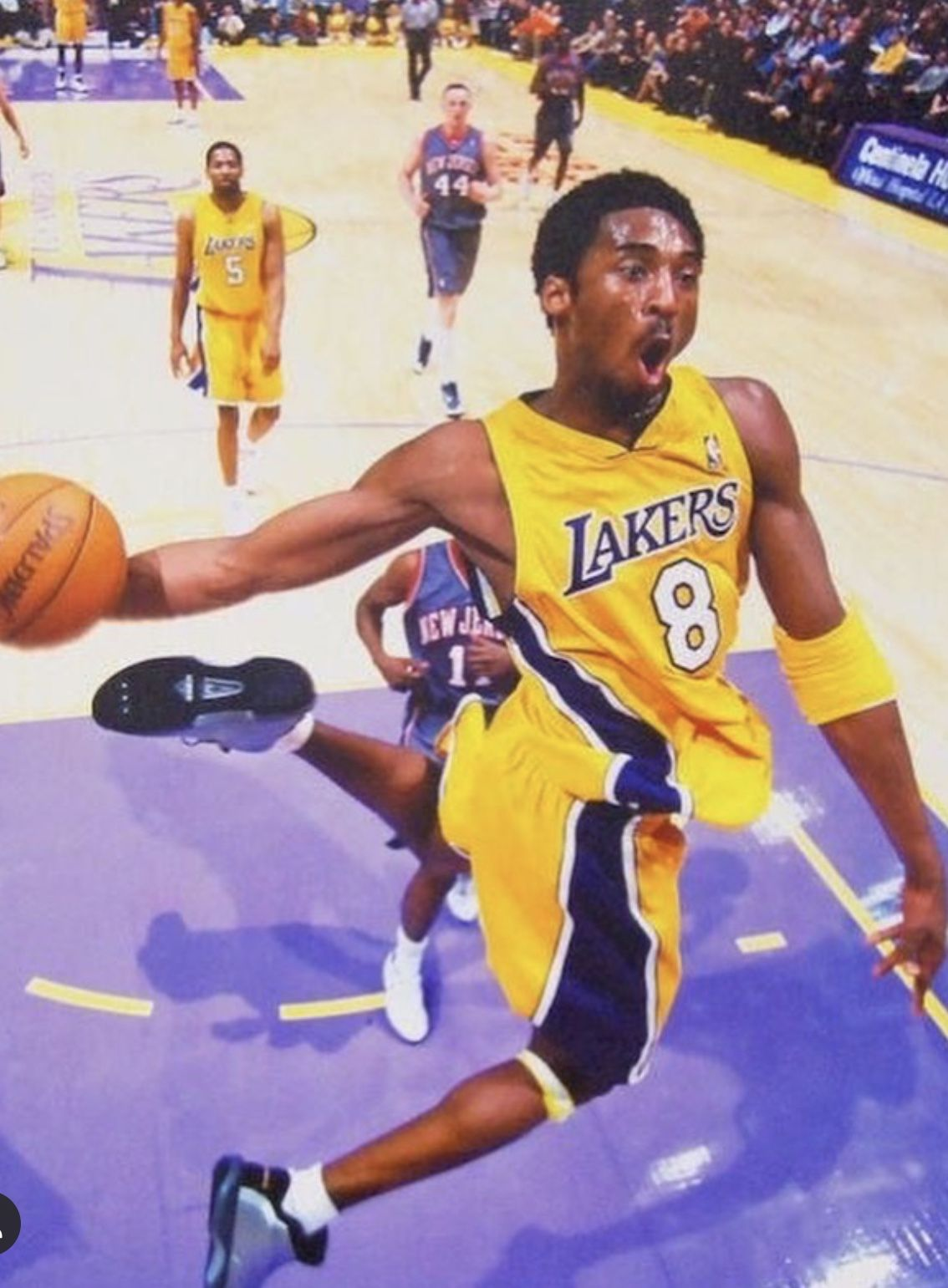 Pin by CLo on Kobe Bryant The Black Mamba & Family in