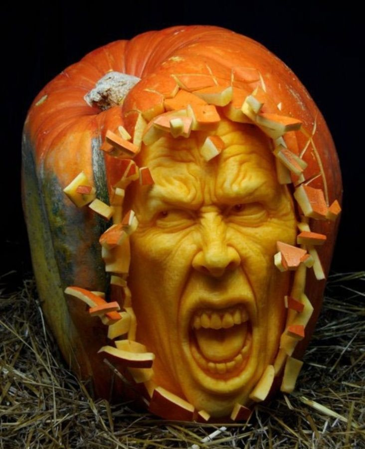 Top 60 creative pumpkin carving ideas for a happy for The coolest pumpkin carvings