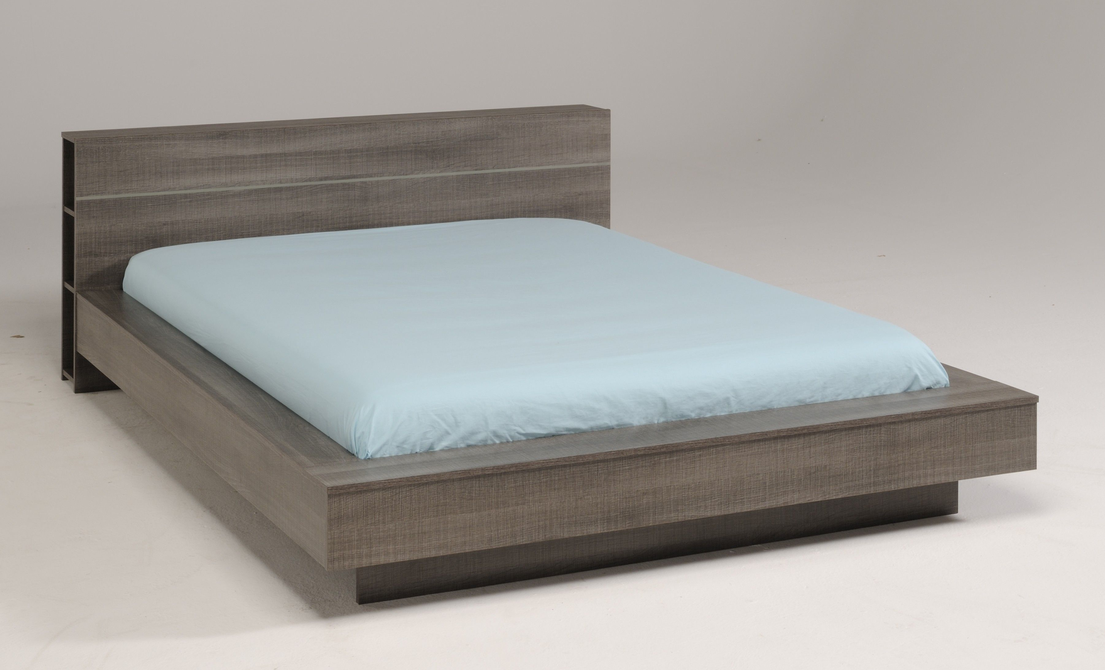 CAMA CON ESTANTE SPLIT 140CM. en Conforama | ▫ HOME ▫ | Pinterest ...