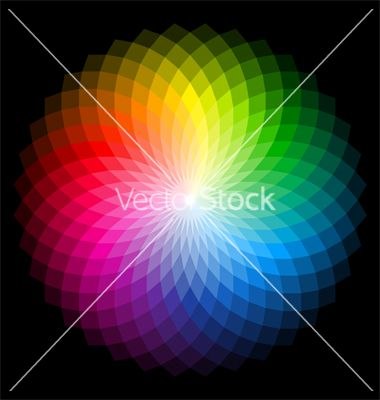 Color Wheel Vector Art Download Vectors 1017530 Color
