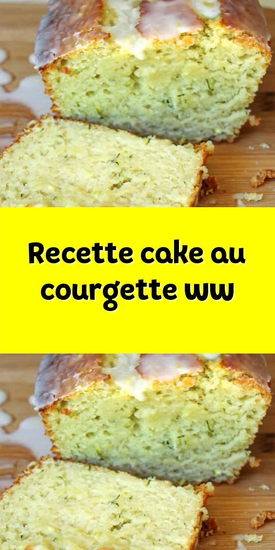 Photo of Ww zucchini cake recipe