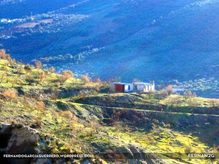 Foto de  Peña de los Agujeros 1040 m.