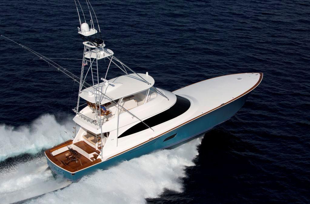 The Incredible Viking Yachts 80 Convertible
