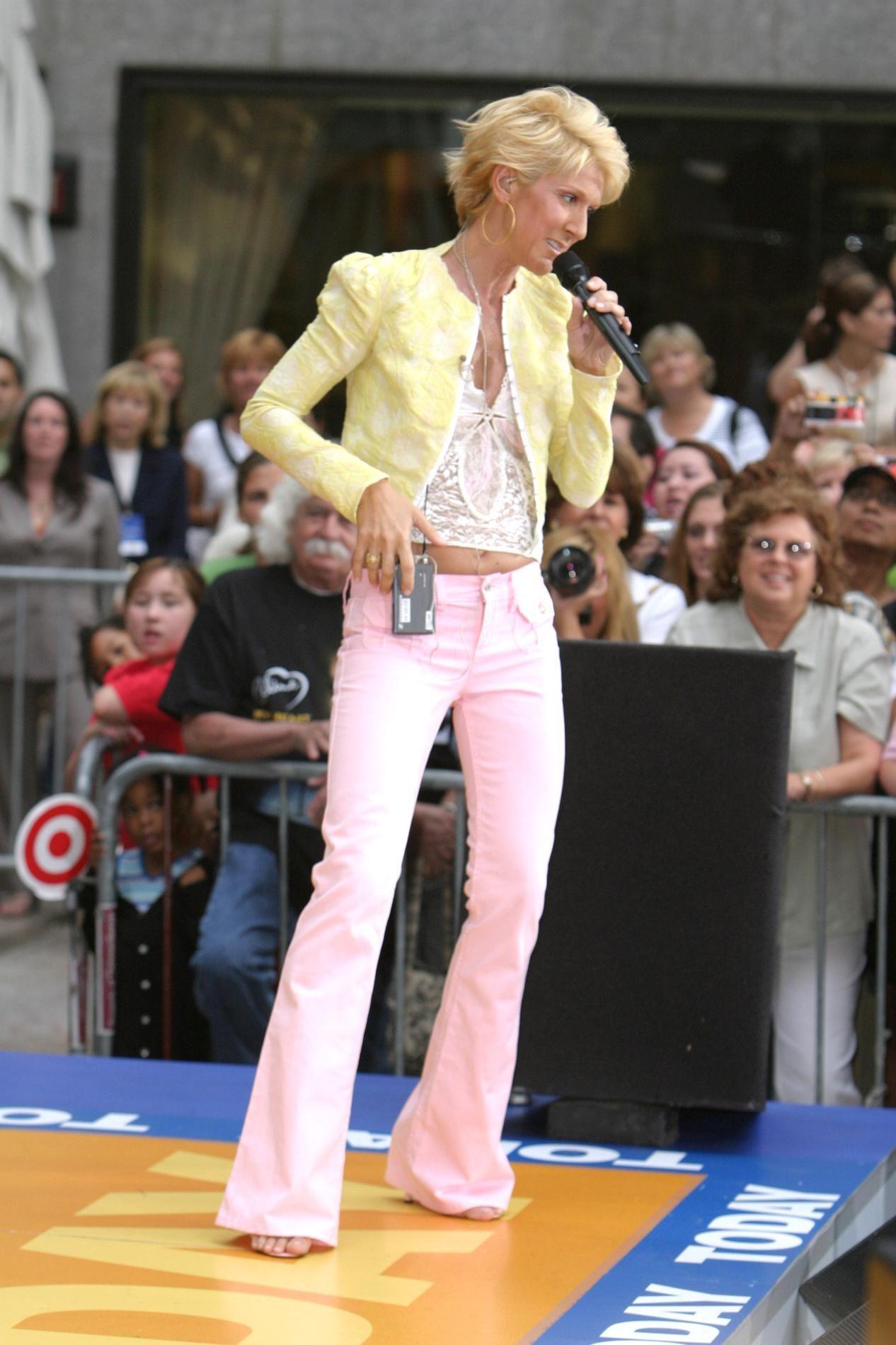 Ces photos qui prouvent que Céline Dion a toujours été une