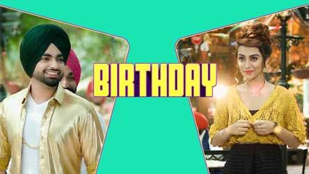 Birthday Lyrics by Jordan Sandhu, New Punjabi Song 2017. The Song lyrics  written by