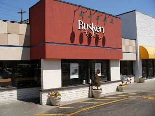 Oh yeah! Tea Cakes, I miss you so. My best friend's Dad worked here & would bring us home some Danish every week in a white box wrapped in string. Couldn't get that string off that box fast enough! I miss Busken's.