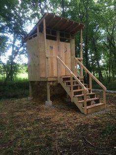 Free DIY outdoor composting toilet plans (!) | dvor | Pinterest ...