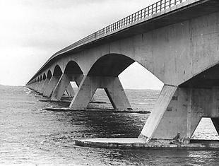 Zeelandbrug 18 dec 1965
