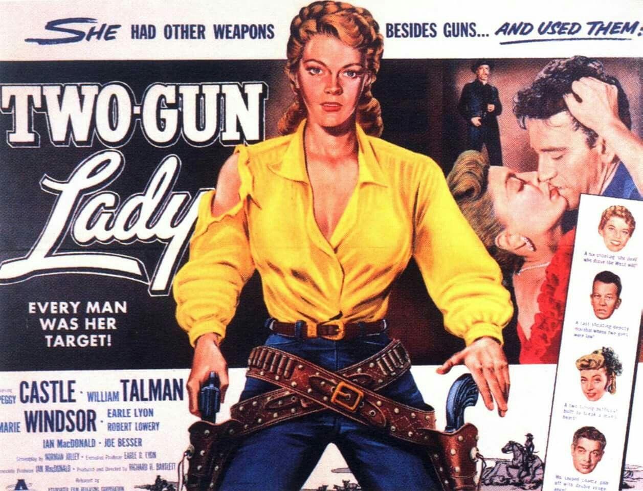 Two Gun Lady