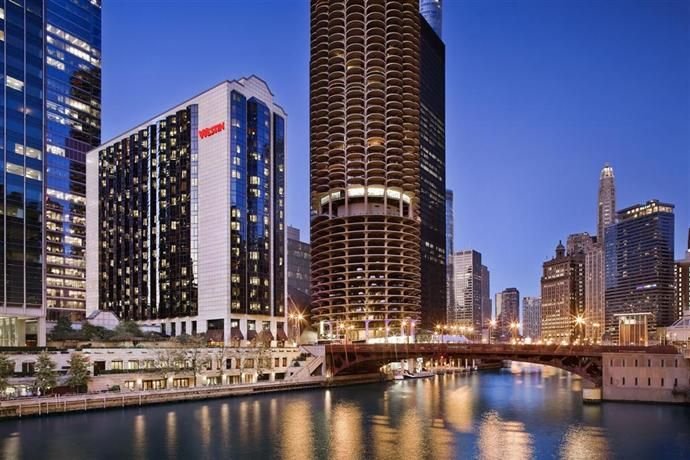 Hotel Deal Checker - The Westin Chicago River North