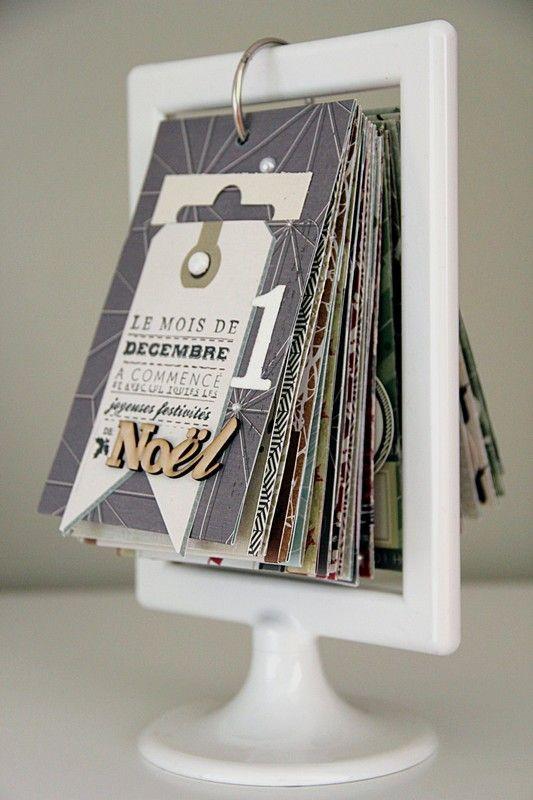 Calendario cuadernos pinterest navidad lbum y adviento for Calendario adviento ikea