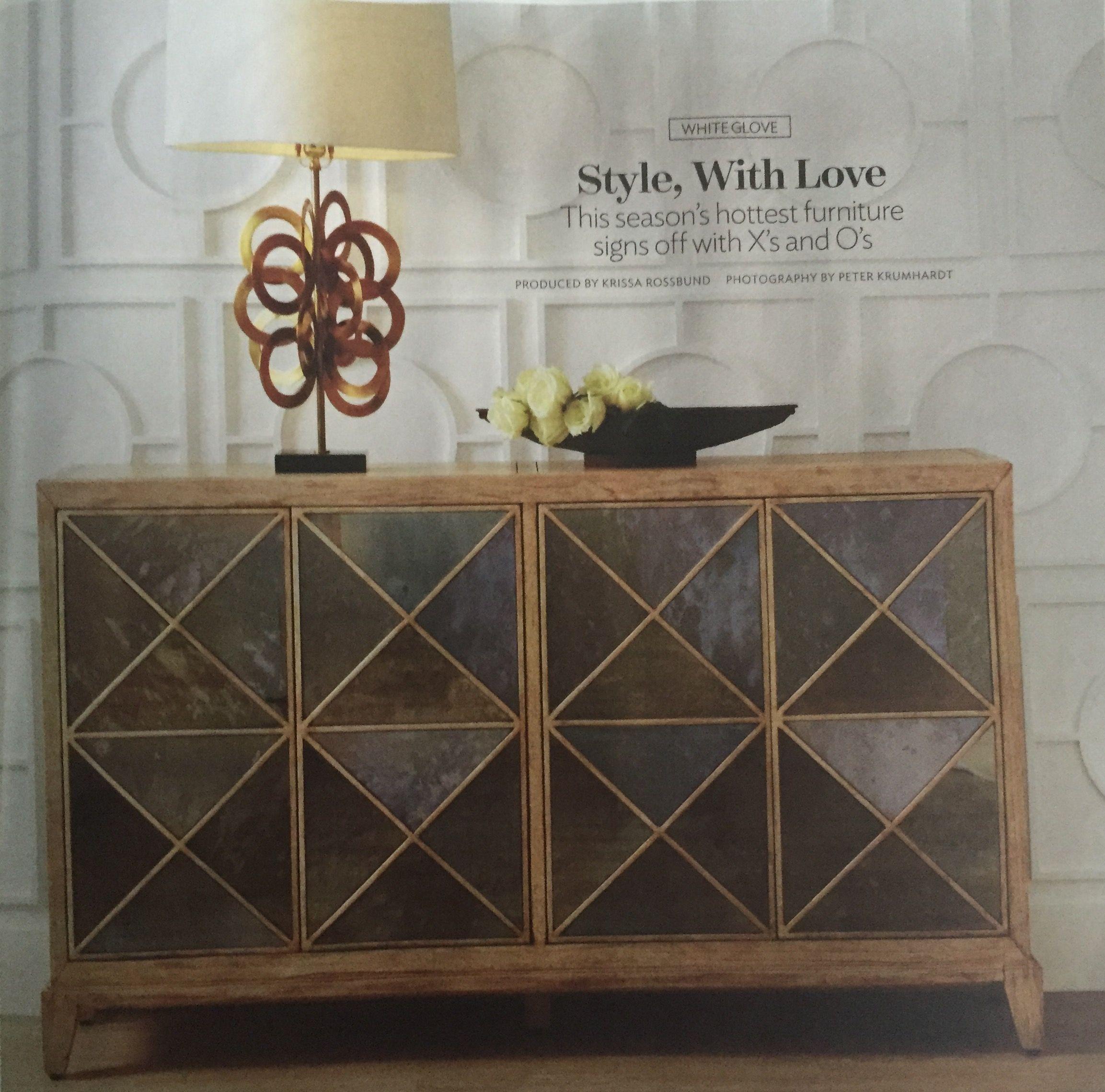 Furniture dresser wood