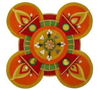 Fantastic Do It Yourself Craft Kits By Hamara Nischay Diwali