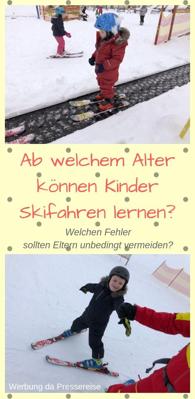 ab welchem alter k nnen kinder skifahren lernen kinderfreundliche hotels gruppenboard. Black Bedroom Furniture Sets. Home Design Ideas