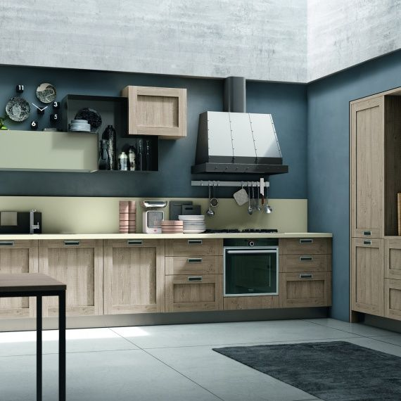 Cucine stosa moderne city 1 for the home pinterest for Chiodo arredamenti