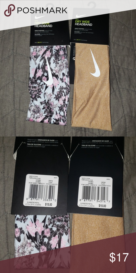 Nike Dry Headbands Nike dry wide