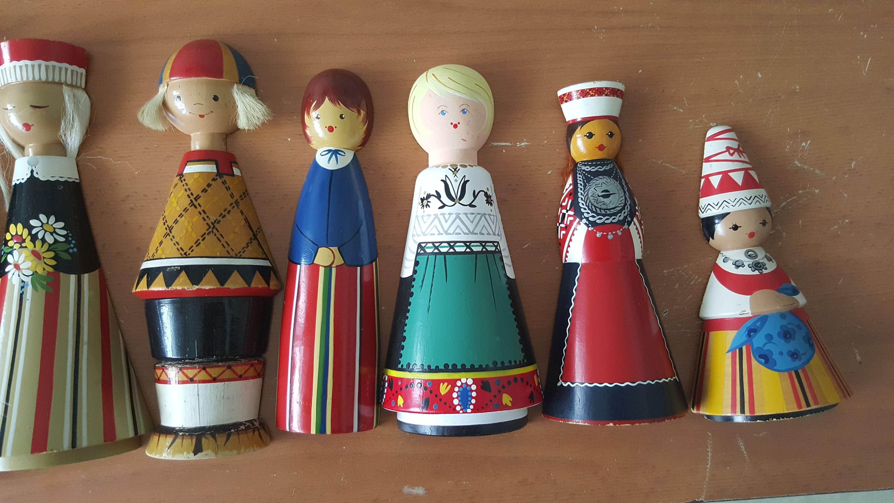 (vasakult paremale, from left to right): Pärnu-Jaagupi, Muhu, Äksi, Kadrina, Setumaa, Läänemaa.