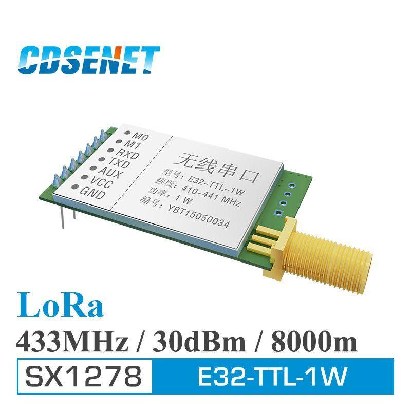 Rfic Design Engineer Sample Resume Lora Sx1278 433Mhz Rf Transmitter And Receiver Module Long Range