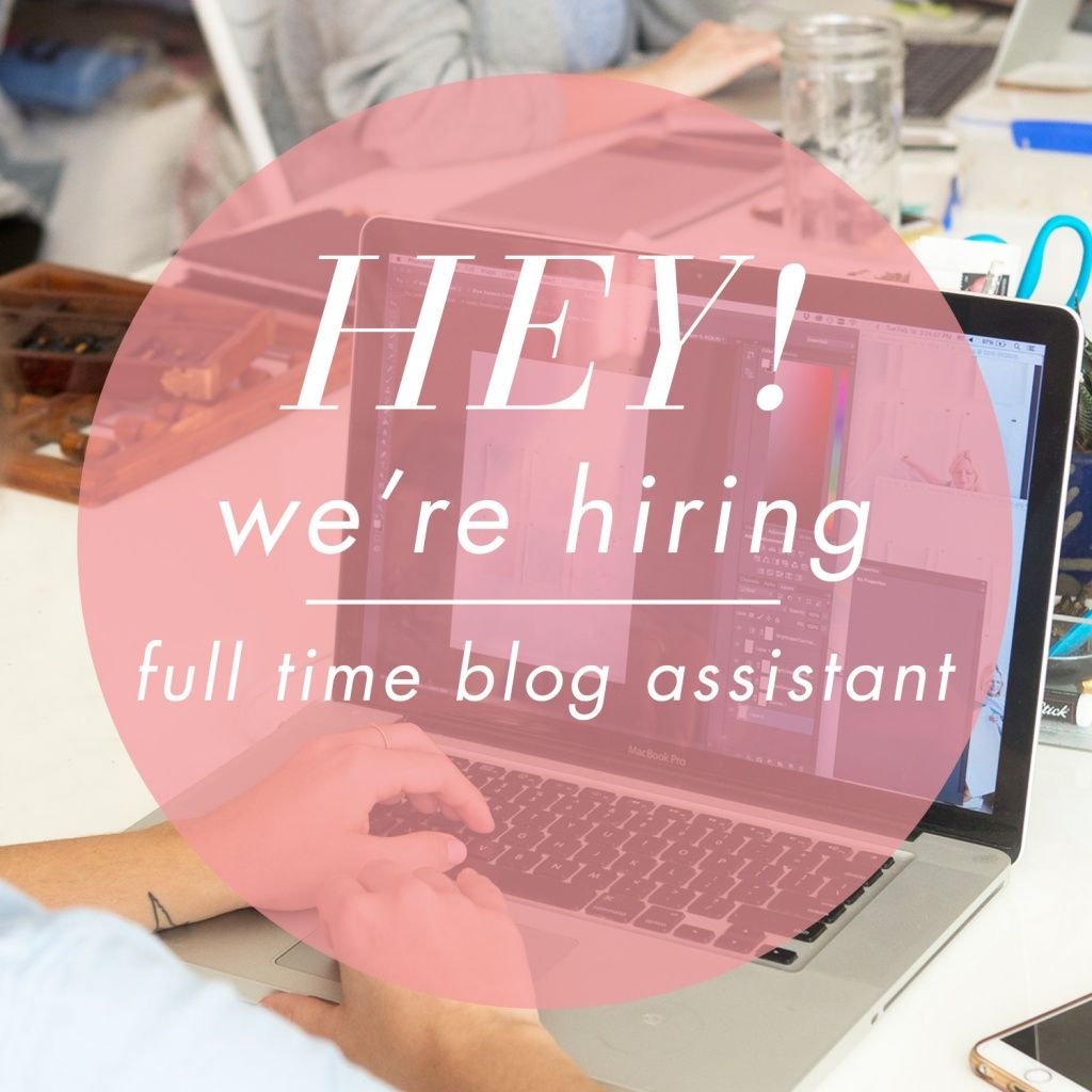 We're Hiring Entry Level Blog Assistant (With images