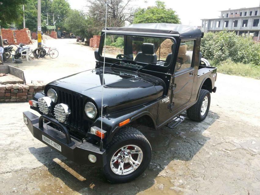 Mahindra Thar Jeep Modified In India Mahindra Thar Jeep