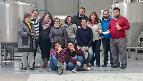 Ayer nos visitaron amig@s y familia de #Soria ¡Sois geniales!