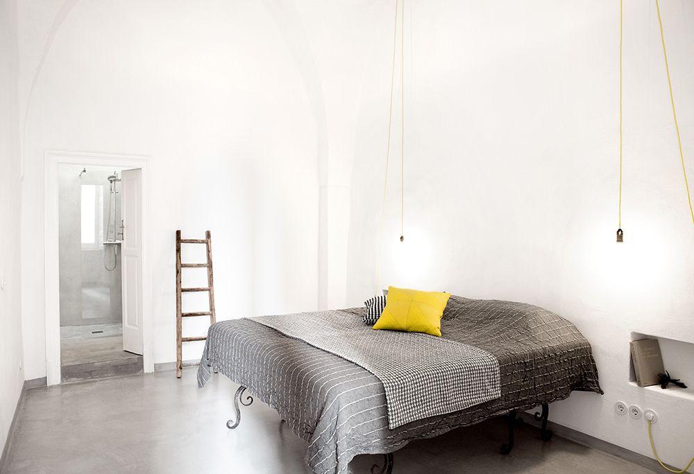 Schlafzimmer italienisch ~ Schlafzimmer mit kingsize bett casapolpo ferienwohnung