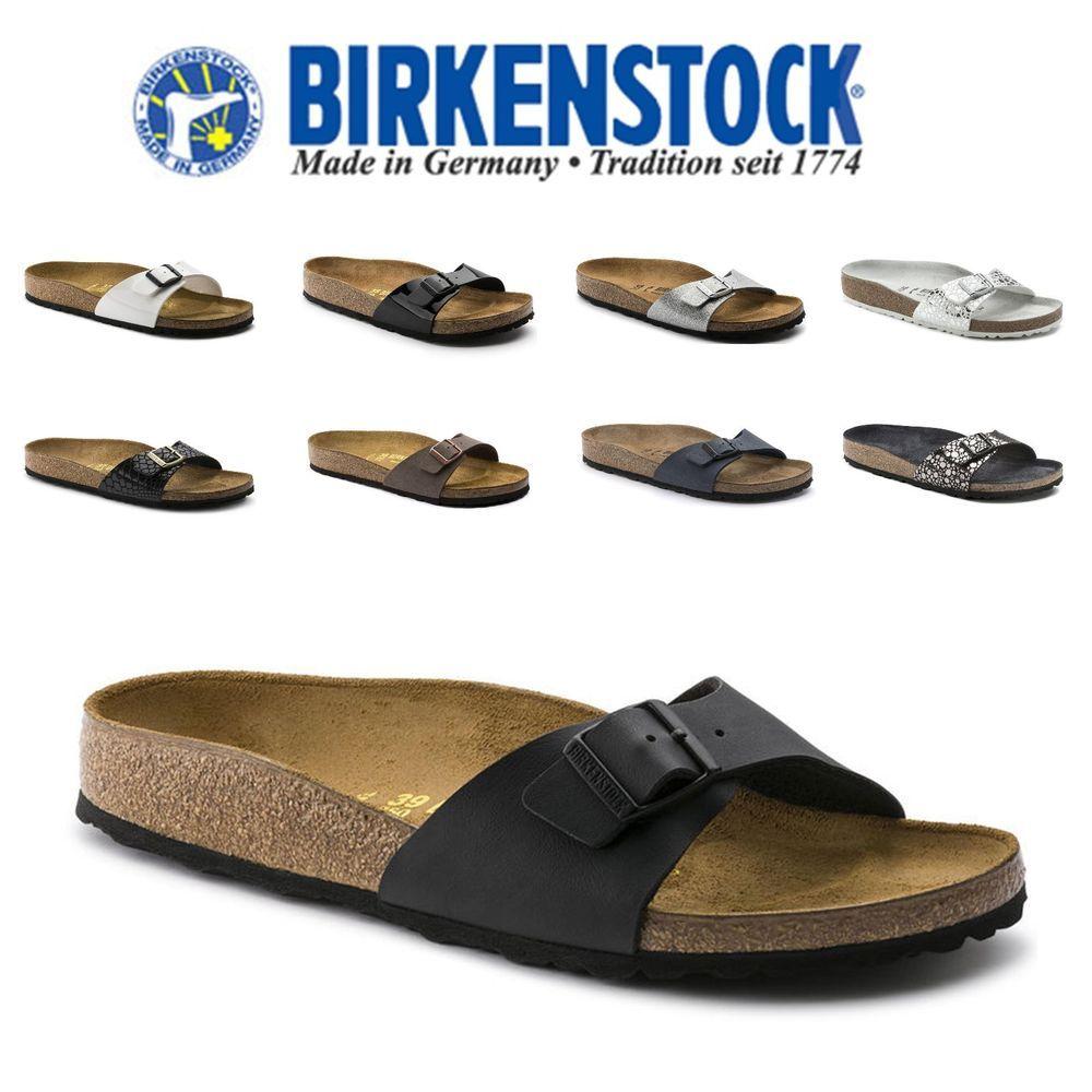 f450b43e8ecf BIRKENSTOCK Madrid Birko-Flor Flip Flops - ALL COLORS  Birkenstock   FlipFlops