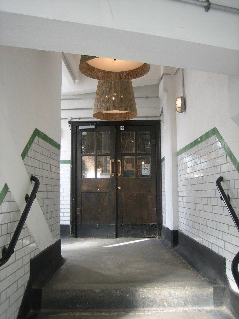 Pizza East Entrance