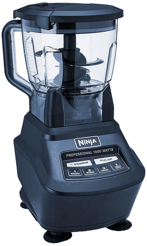 Ninja Mega Kitchen System Bl770 Blender Food Processor With 1500w Auto Iq Base 72oz Pitcher 64oz Processor Bowl 2 16oz Cup Fo Blender Food Processor Best Juicer Food Processor Recipes