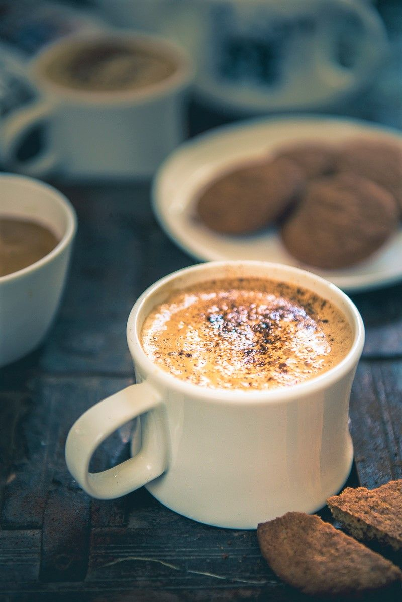 Indian Style Cappuccino Coffee Coffee recipes