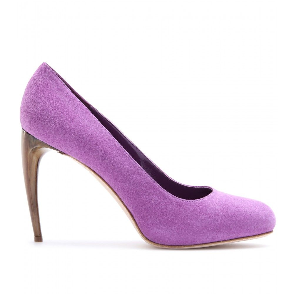 outlet amazing price in China cheap price Alexander McQueen Suede plateau pumps outlet footaction cheap sale ebay buy cheap official site mFsFTx4R
