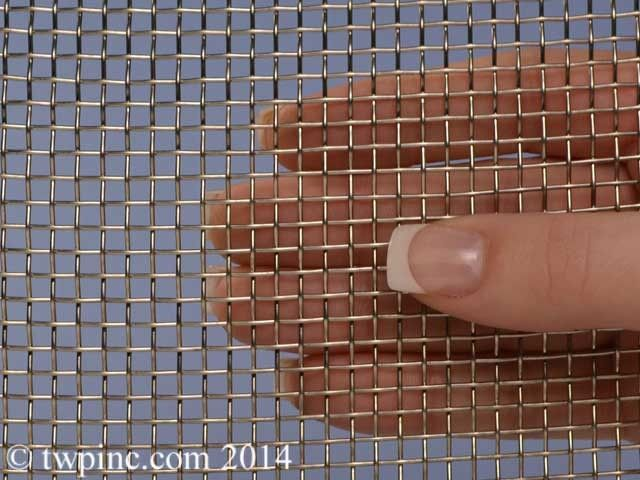 6 mesh stainless steel type 304035 wire diameter 48 inches wide 6 mesh stainless steel type 304035 wire diameter 48 inches wide screen 19 gauge greentooth Images