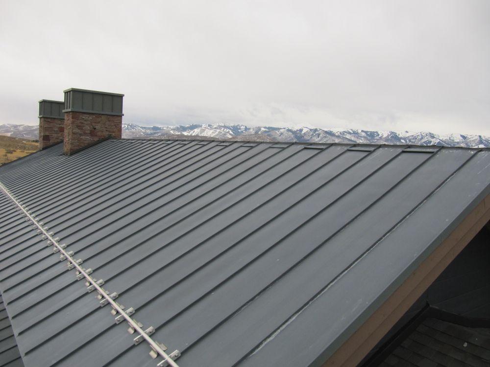 Complete Zinc Roof Copper Exclusive Standing Seam Metal Roof Zinc Roof Standing Seam