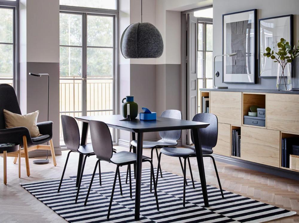 Ikea Dining Room Furniture, Ikea Dining Room Table