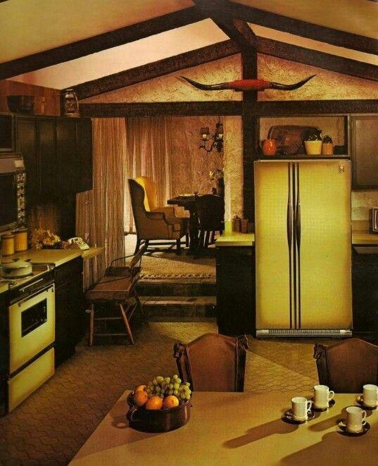 70 39 s kitchen my favorite design architecture era 50s for Interior design styles by decade