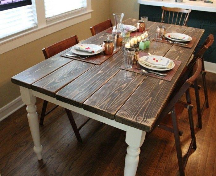 Tisch selber bauen über 80 kreative Vorschläge! Archzine