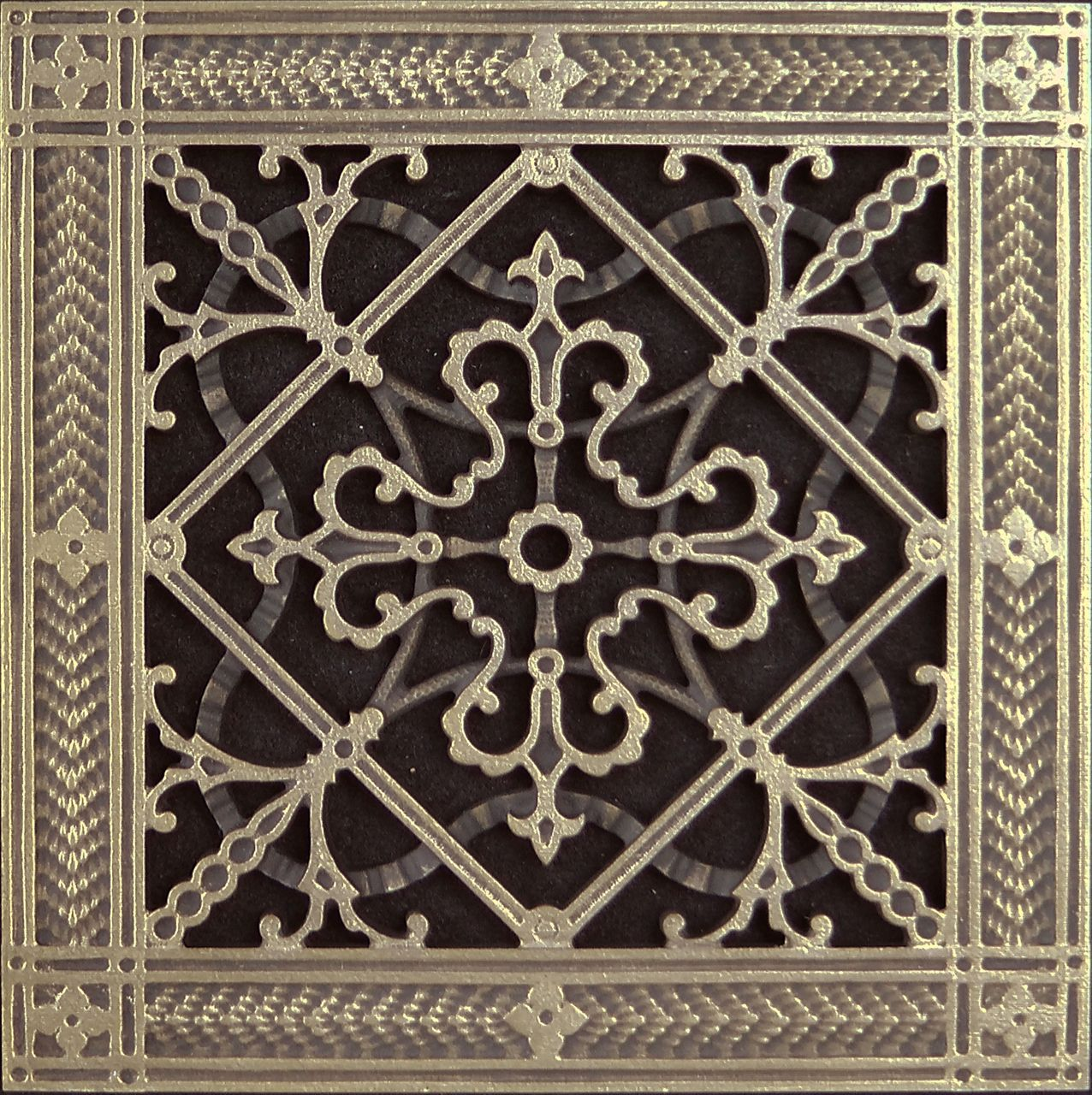 Arts And Crafts Resin Vent Cover Vent Covers Unlimited Decorative Vent Cover Decorative Grilles Vent Covers