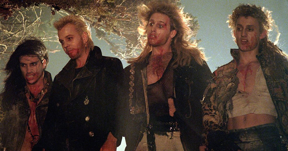 What's Leaving Netflix December 2019 Lost boys movie