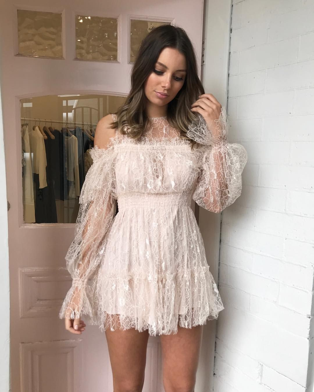 3f859690131 The Alice McCall One in a million playsuit in nude