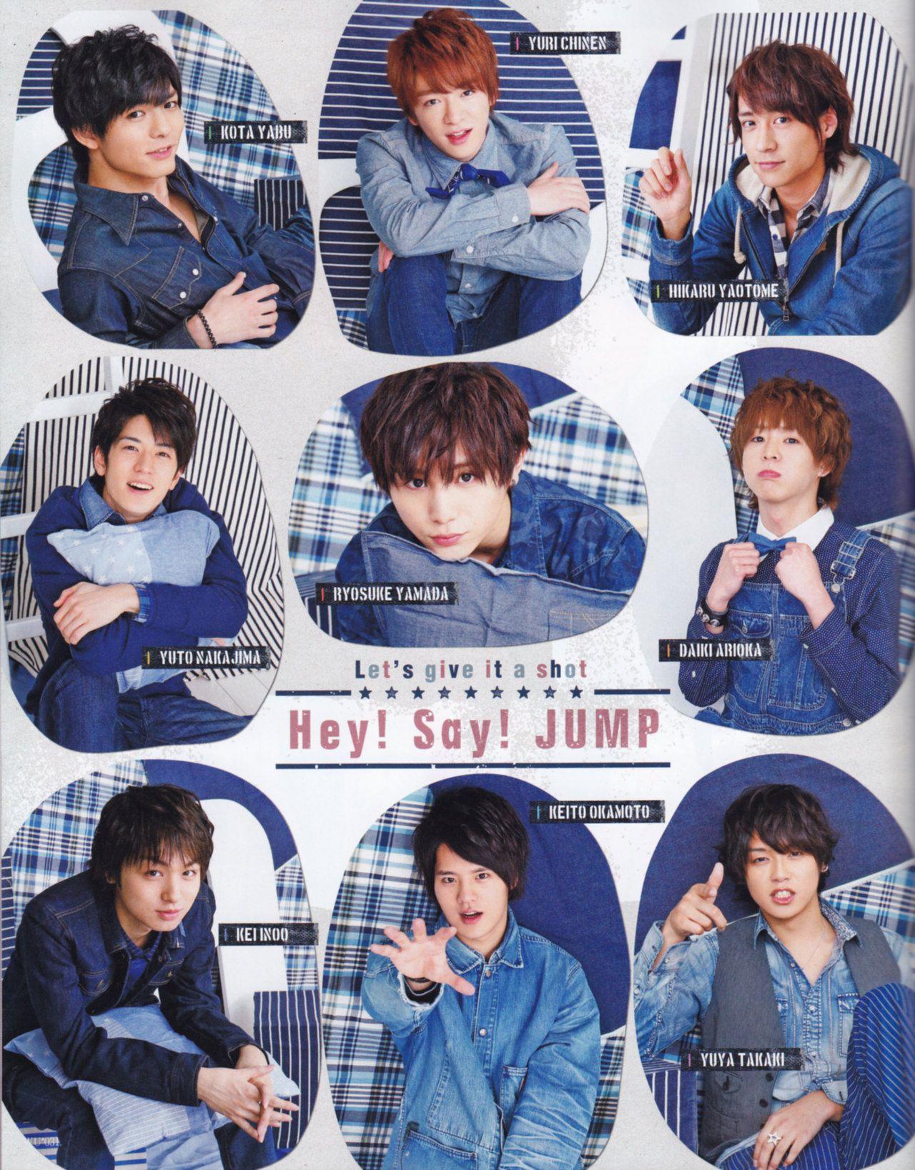 0 Hey Say Jump Ideas In Hey Jump Sayings