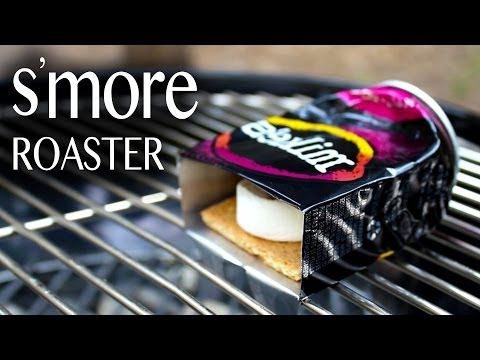 How to Make a S'mores Roaster! - YouTube